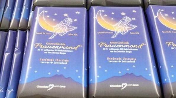 Crean en Suiza un chocolate que ayuda a aliviar ¡los dolores menstruales! (FOTO)