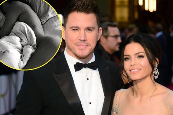 ¡Qué generoso! Channing Tatum comparte foto de su esposa mientras duerme ¡desnuda!
