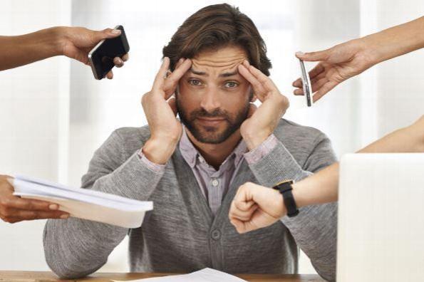 ¿Estas estresado? Descubre las 5 señales que te lo indican