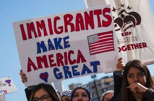 Estados Unidos vive #UnDíaSinInmigrantes (FOTOS+VIDEO)