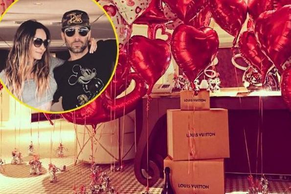 ¡Cuánto amor! Belinda consiente a Criss Angel ¡con romántica sorpresa de San Valentín!