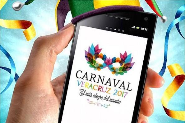 Carnaval de Veracruz: Anuncian WiFi gratis durante paseos y una App para verlos (FOTO)