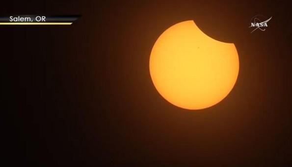 EN VIVO: Mira la transmisión del eclipse AQUÍ  (+LIVE)