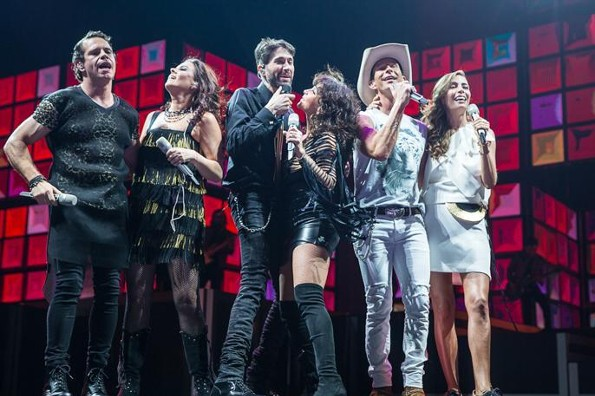 Timbiriche estrena video de 'El Ciclo' y anuncia nuevas fechas de shows cancelados