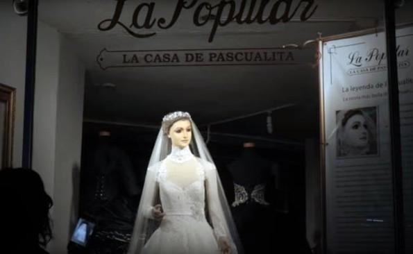 Desaparece 'La Pascualita', la maniquí más famosa de México