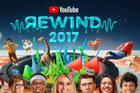 ¡Ya llegó YouTube Rewind! Mira lo mejor del 2017 a través de los videos más vistos