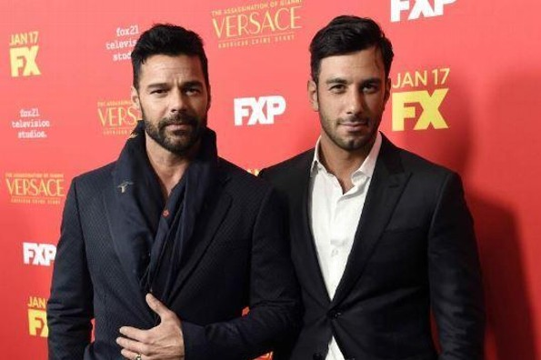 ¡Es oficial! ¡Ricky Martin ya se casó con Jwan Yosef! (+VIDEO)