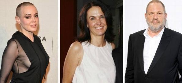 Se suicida la exrepresentante de Rose McGowan, primer víctima de Harvey Weinstein