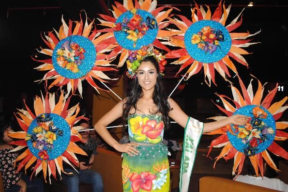 Ganan Acayucan, Antigua y Naolinco mejores Trajes Típico de Miss Earth Veracruz 2018