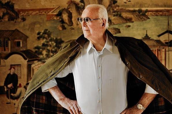 Muere el diseñador Hubert de Givenchy, ícono de la moda francesa (+FOTOS)