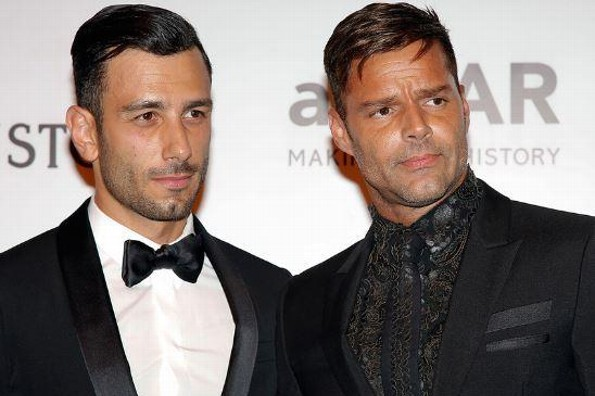 No todo es color de rosa, casarse con Jwan Yosef trajo problemas a Ricky Martin