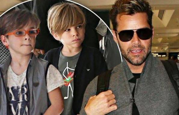 """""""Quisiera que mis hijos fueran gays"""": la sorprendente confesión de Ricky Martin"""