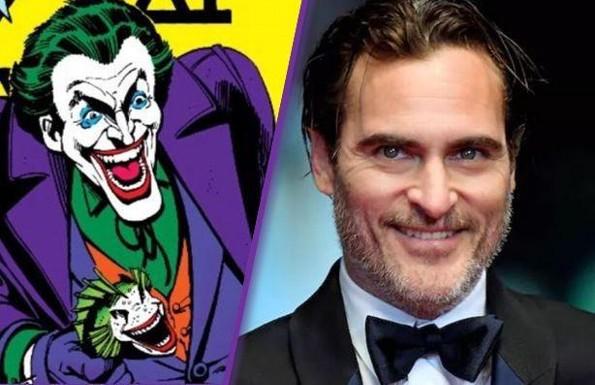OMG! Joaquin Phoenix será el nuevo Joker  (+FOTOS)