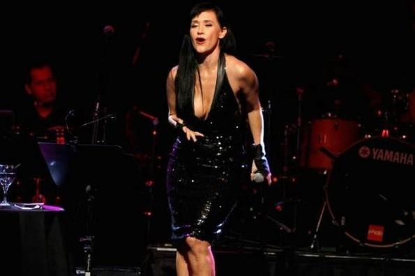 Destrozan a Susana Zabaleta por cantar
