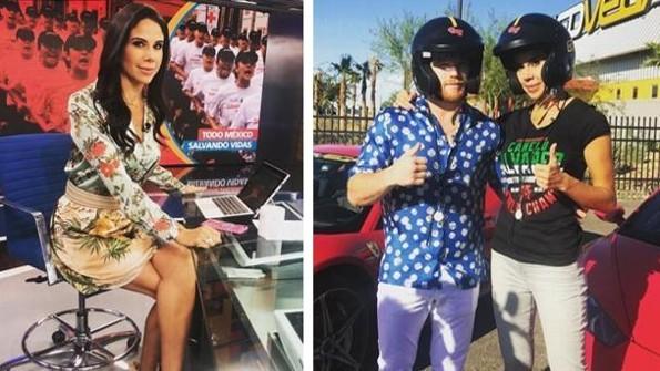 Paola Rojas y el