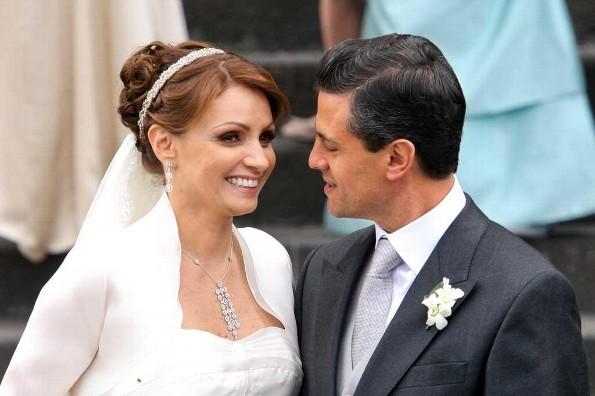Angélica Rivera revela el motivo por el que Peña Nieto se casó con ella (+VIDEO)