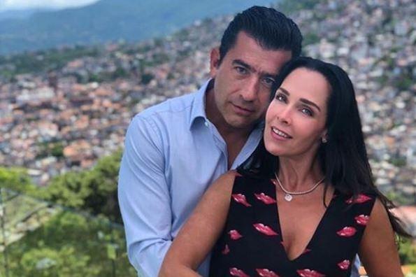 Reaparece Sharis Cid tras el asesinato de su pareja (+VIDEO)