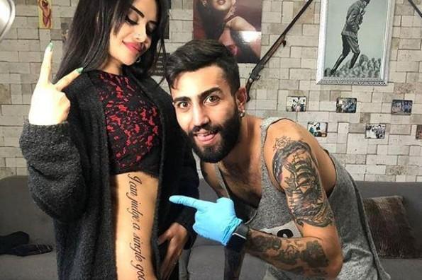 Traduce en Google una frase para su tatuaje y el resultado es desastroso (+FOTOS)