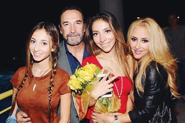 Hijas de Marco Antonio Solis conquistan las redes sociales con su belleza (+FOTOS)