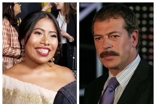 Yalitza Aparicio responde a las declaraciones de Sergio Goyri