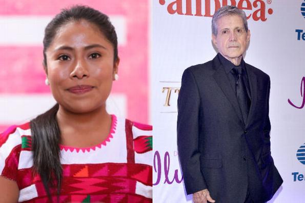 Héctor Bonilla da a Yalitza Aparicio el consejo más sincero