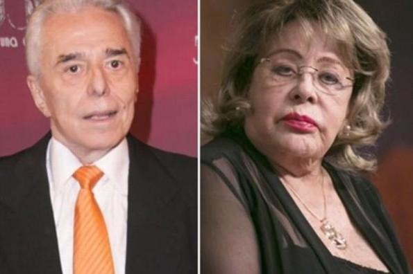 Enrique Guzmán está al pendiente de la salud de Silvia Pinal #VIDEO