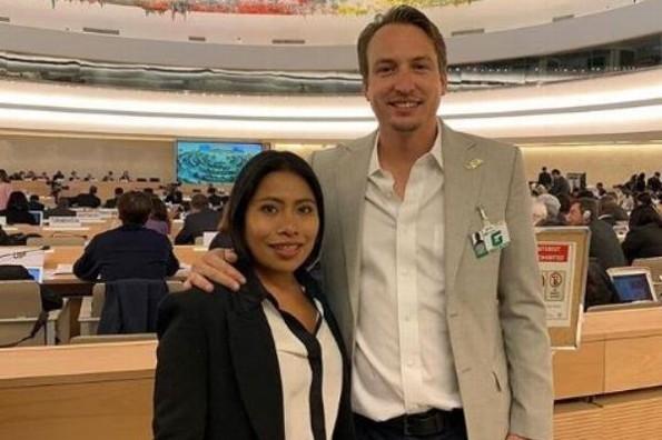 Yalitza Aparicio niega romance tras rumores sobre su vida privada