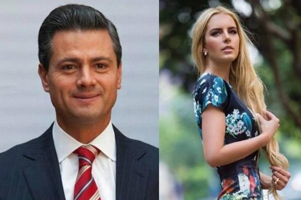 Enrique Peña Nieto sale en famosa portada junto a Tania Ruiz