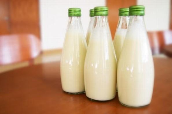 Esta leche sería el alimento del futuro