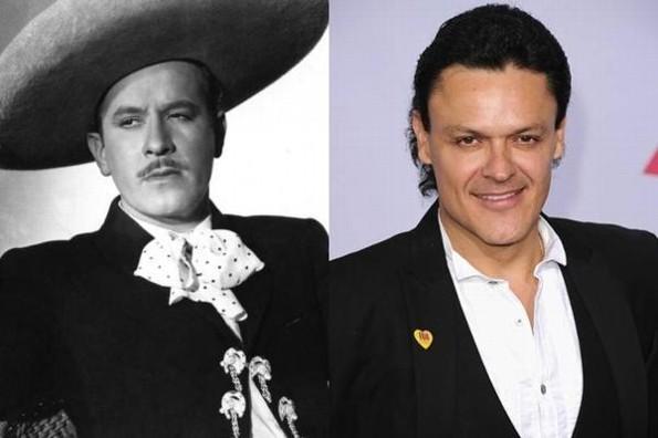 Pedro Fernández revela que él quería interpretar a Pedro Infante en su serie