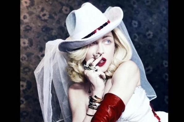 Madonna revela las primeras imágenes de su video con Maluma