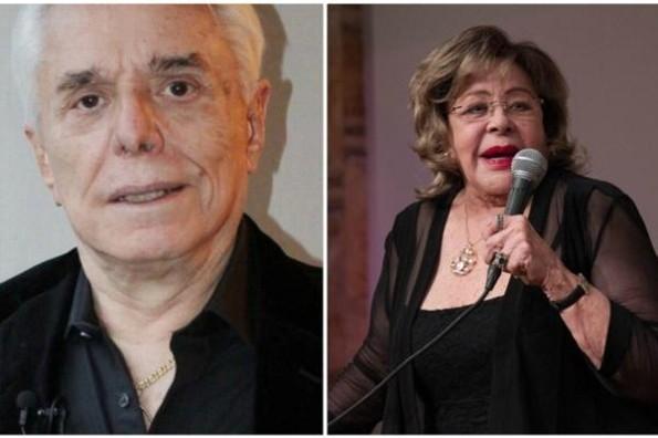 Silvia Pinal y Enrique Guzmán hablan del mensaje de Frida Sofía contra su madre