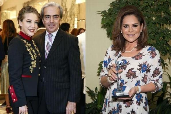 Mara Patricia Castañeda se disculpa por difamar al viudo de Edith González