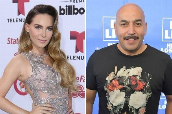 Belinda recibe la aprobación de la ex de Lupillo Rivera #VIDEO
