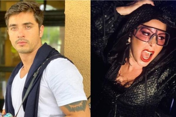 Alejandra Guzmán aclara si sale con Christian Estrada