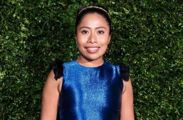 Yalitza Aparicio responde a invitación amorosa de Lyn May #VIDEO