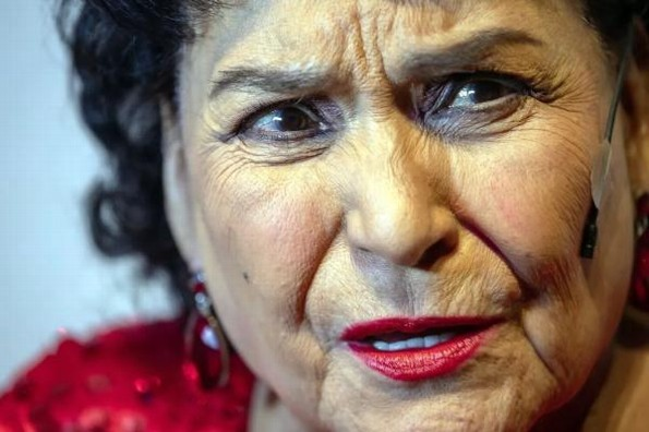 Carmen Salinas acusa a Enrique Guzmán de amenazarla de muerte