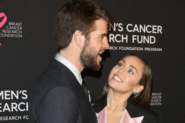 Liam Hemsworth comienza el trámite de divorcio de Miley Cyrus
