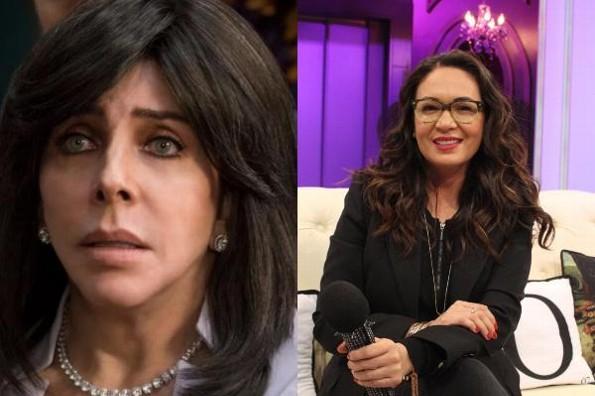 Yolanda Andrade asegura que tiene a Verónica Castro en fotos y en su alma #VIDEO