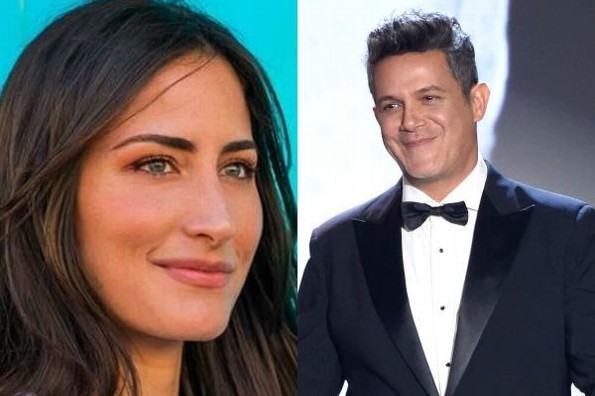 Alejandro Sanz estrena romance con Rachel Valdés