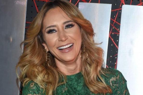 Geraldie Bazán reacciona a Gabriel Soto e Irina Baeva viviendo juntos