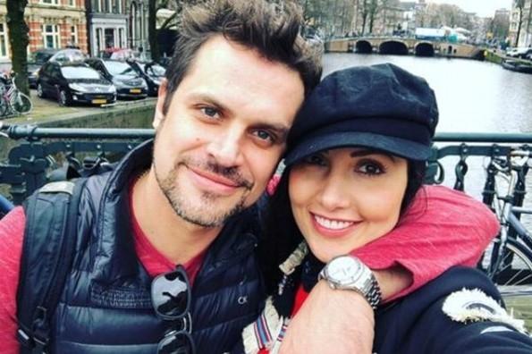 Mark Tacher y Cynthia Alesco se casaron en secreto