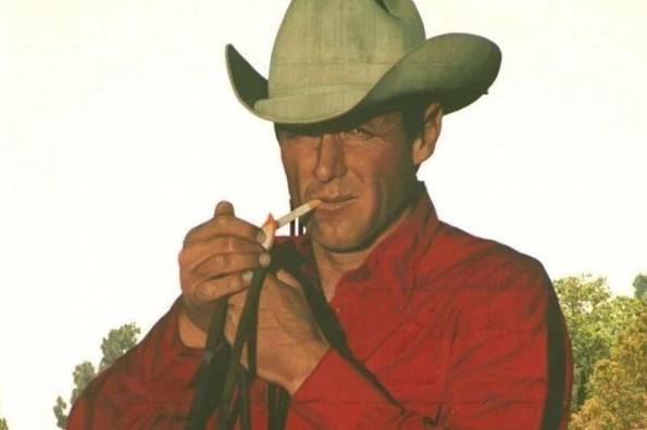 Fallece a los 90 años el actor Robert Norris, imagen de famosa marca de cigarros