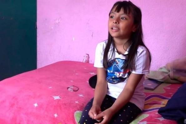 Adhara Pérez, la niña veracruzana con un IQ superior al de ¡Einstein!