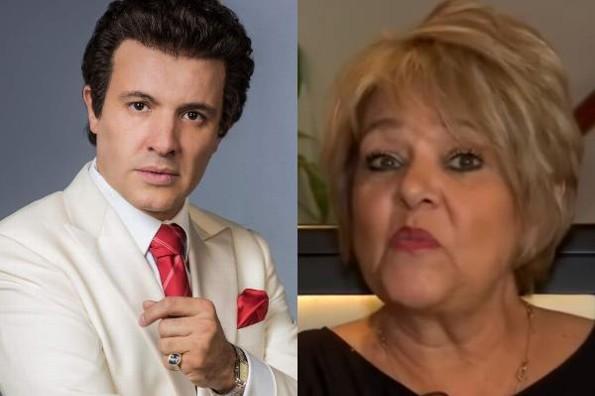 Myrthala Peña confiesa apasionado romance con ¡José José! #VIDEO