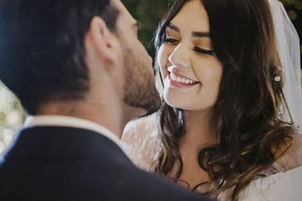 Yuridia se casó con su mánager Matías Aranda