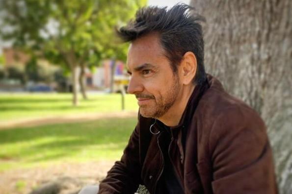 Eugenio Derbez explota contra los medios y aclara situación con periodista #VIDEO