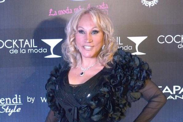 """Laura León marca su regreso a la música con """"Soy Mexicana"""""""