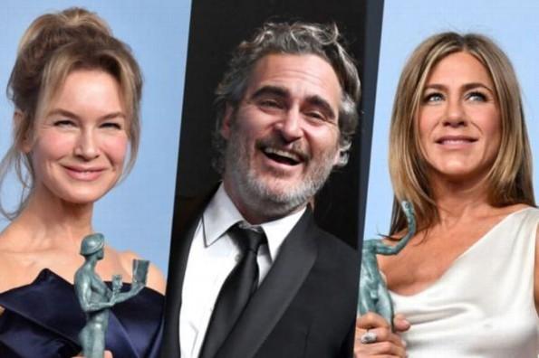 Todos los ganadores de los SAG Awards 2020
