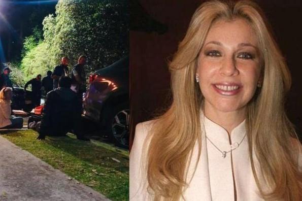 Ernestina Sodi llega a un acuerdo con persona que atropelló #VIDEO